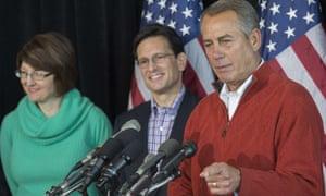 House Republican leadership unveils principles for