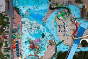 The Jolly Roger Amusement Park, Ocean City, Maryland, USA 2011
