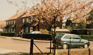 Deborah Orr's family home