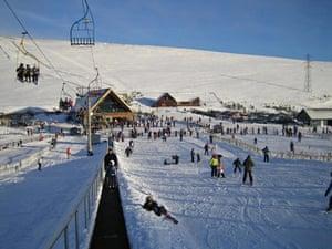 Lecht Ski Centre, Scotland