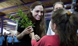 Goodwill Ambassador, Angelina Jolie