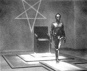 Killer Robots: Metropolis