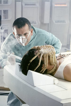 "Killer Robots: On the Set of ""Alien"""