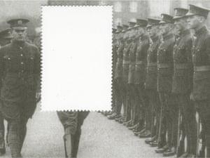 Lewis Chaplin, The Tristans – postcard 2 (2013)
