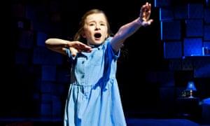 Matilda, A Musical