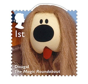 stamps: The Magic Roundabout