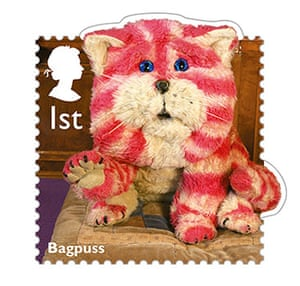 stamps: Bagpuss