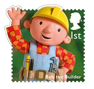 stamps: Bob The Builder
