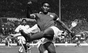 Eusébio was the prototype of a complete 21st-century striker