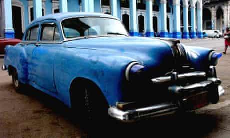 Car in Havana