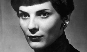 Elizabeth Jane Howard in the late 1950s