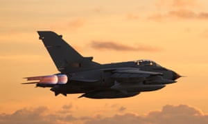 A Tornado jet flies with 3D printed components.