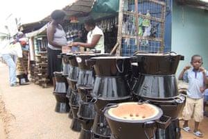 Climatecare gyapa stove project