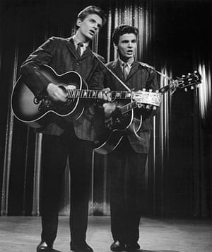 Phil Everly: The Everly Brothers on the Ed Sullivan Show