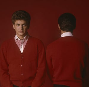 Phil Everly: Everly Brothers, Phil (left) and Don, New York, 1960