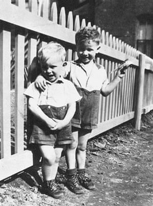 Phil Everly: Phil and Don as children in the 1940s