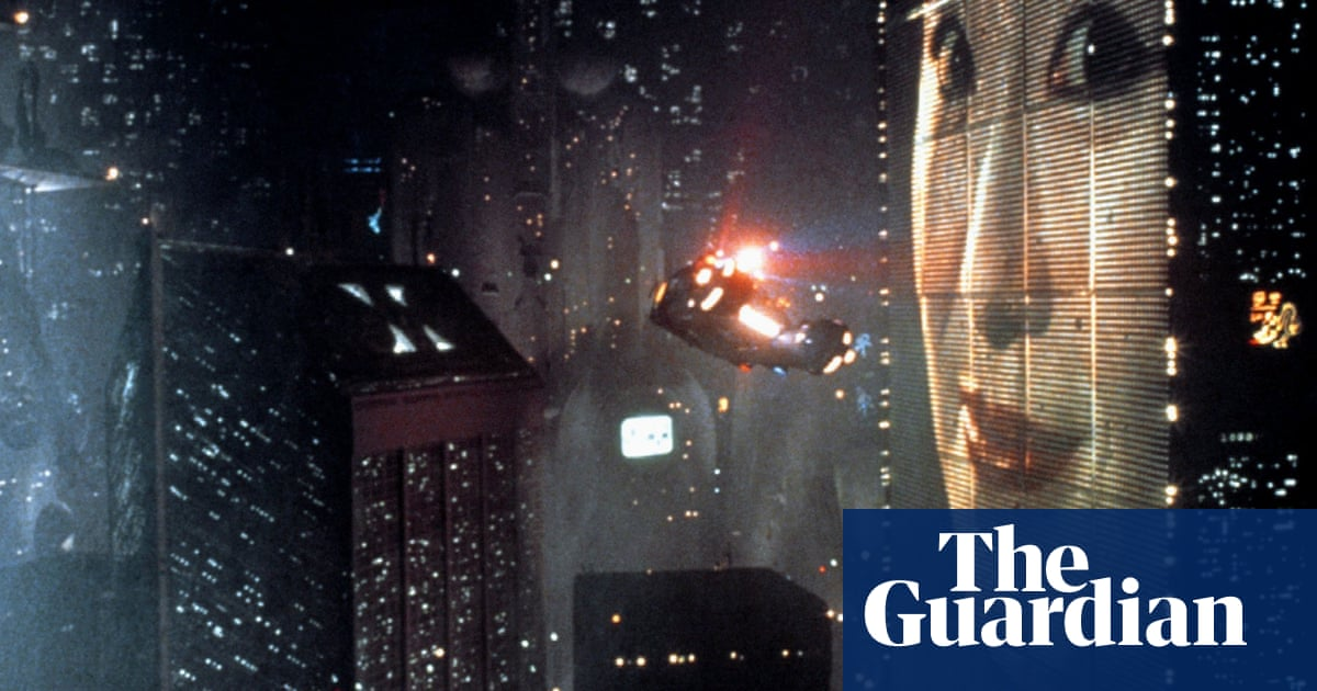 Top 10 Future Cities In Film Cities The Guardian