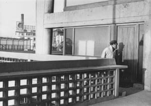 ALPHAVILLE (1965) (dir. Jean-Luc Godard)