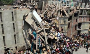 Dhaka factory collapse