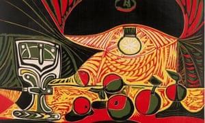 Picasso linocut British Museum