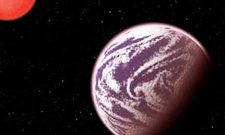 Gaseous planet discovered