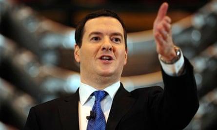 George Osborne on the economy in 2014