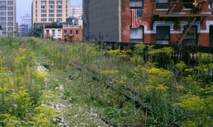 Green infrastructure … New York's High Line has spawned many copy-cat projects.