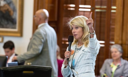 Texas Senator Wendy Davis, of Fort Worth, has gained national fame for her efforts on right-to-life issues.