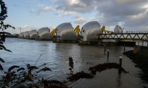 The Thames Barrier is due to close again to prevent flooding.