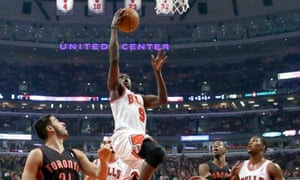 Luol Deng will no longer be making baskets for the Chicago Bulls, as the team has traded the UK-born small forward to the Cleveland Cavaliers for Andrew Bynum's contract and a package of draft picks.