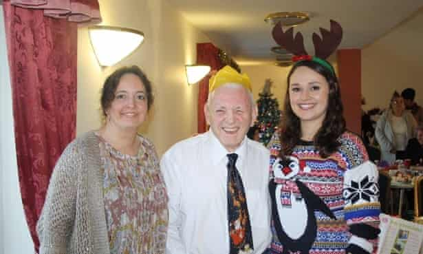 Leeds Older Persons' Service Christmas Party