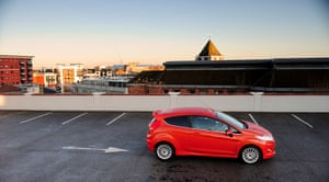 Top selling cars 2013: Ford Fiesta