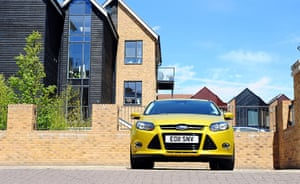 Top selling cars 2013: Ford Focus