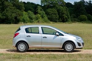 Top selling cars 2013: Vauxhall Corsa 1.2 Eco Flex