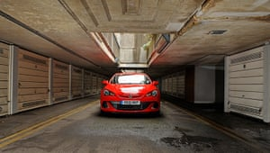 Top selling cars 2013: Vauxhall Astra VRX
