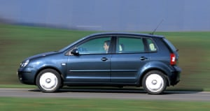 Top selling cars 2013: VW Volkswagen Polo TDI