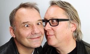 Bob Mortimer and Vic Reeves.