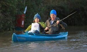 Muchelney flooding