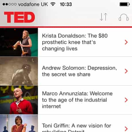 ted education app