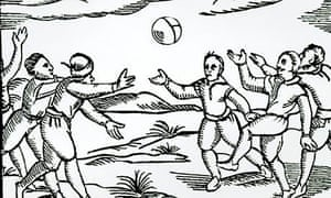 From the archive, 25 January 1890: When football was