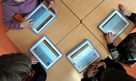 Are iPads and tablets bad for young children? | Society | The Guardian