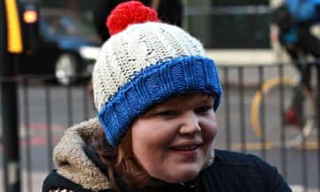Isabella Sorley, who pleaded guilty to sending abusive tweets to Caroline Criado-Perez