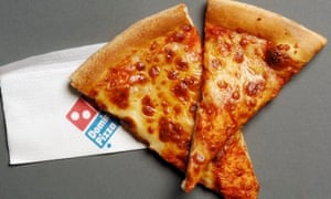 The Rise And Rise Of Dominos Pizza Business The Guardian