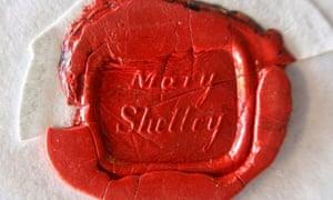 Mary Shelley's seal