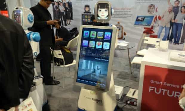 Future Robot servant