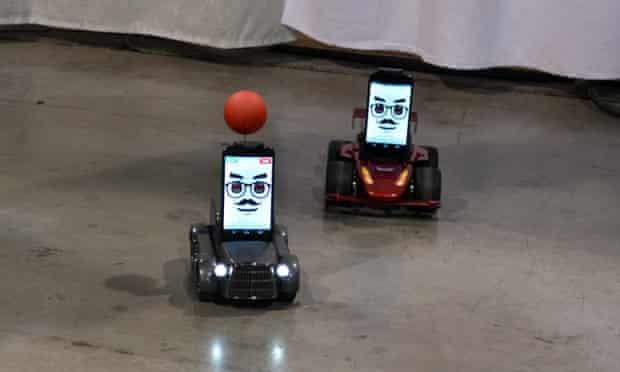 Tyche robot