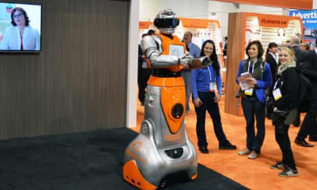 Alibaba fake robot