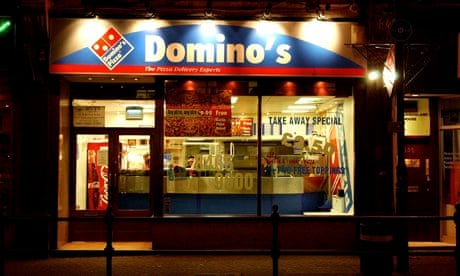 The rise and rise of Domino's Pizza   Business   The Guardian