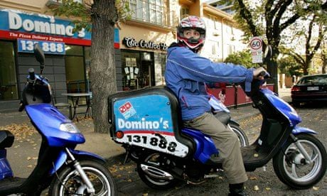 The rise and rise of Domino's Pizza | Business | The Guardian