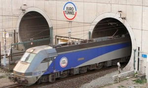 Channel Tunnel Rings In Mobile Phone Services For Travellers To